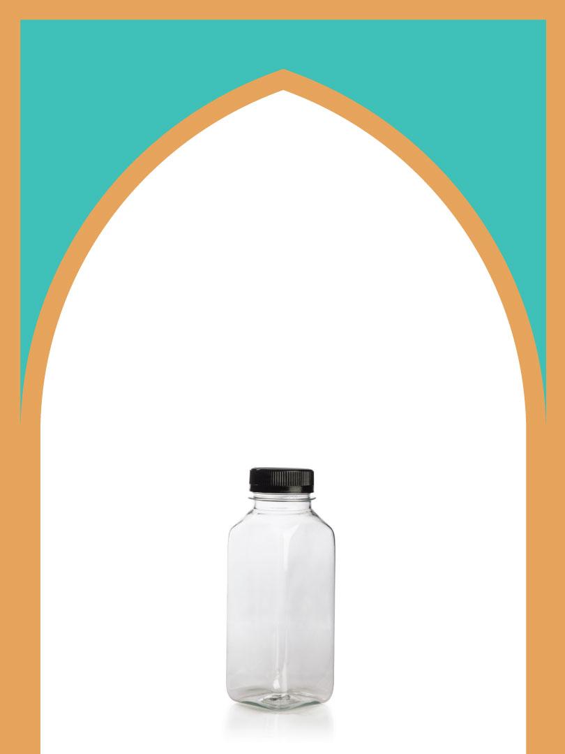 فروش بطری پلاستیکی پت کانسپت سایز 5 با درب پلاستیکی | 300 سیسی