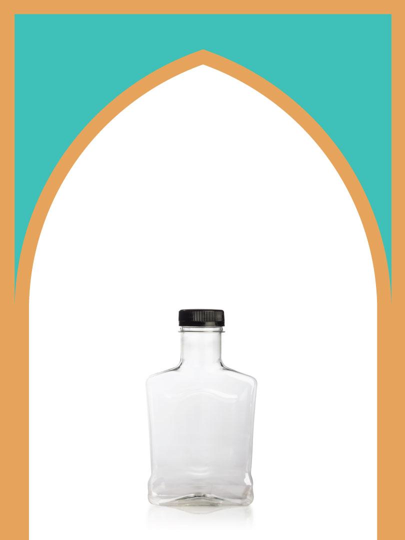 140 عدد بطری پلاستیک پت دیپلمات