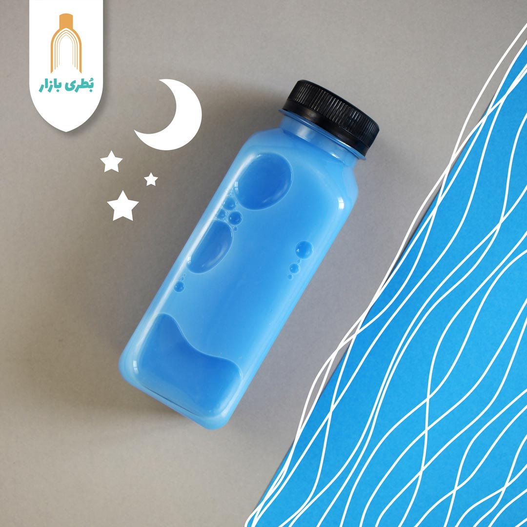 خرید بطری پلاستیکی پت کانسپت سایز 5 با درب پلاستیکی | 300 سیسی