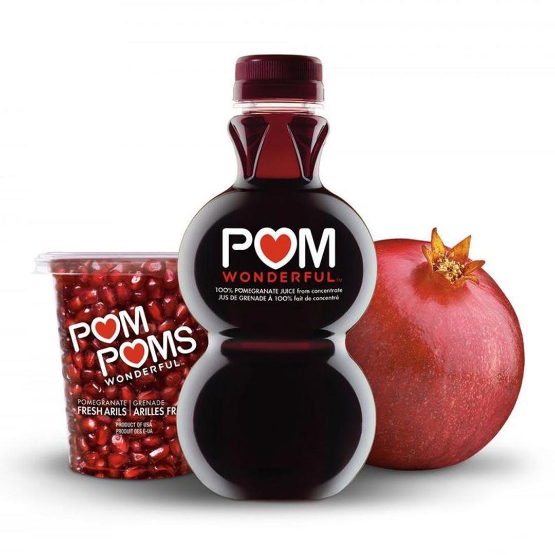 طراحی بطری آب انار و داستان استارتآپ POM