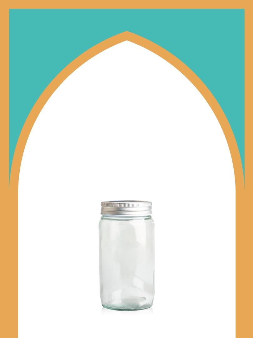 فروش جار شیشهای چکاوک بلند