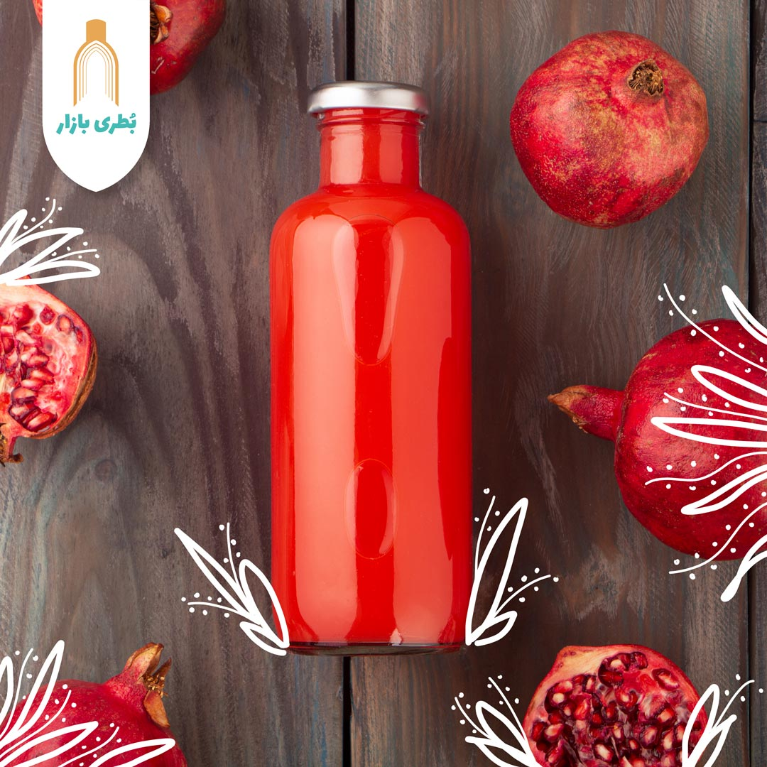 فروش بطری شیشهای گوتیک بزرگ با درب فلزی | 450 سیسی
